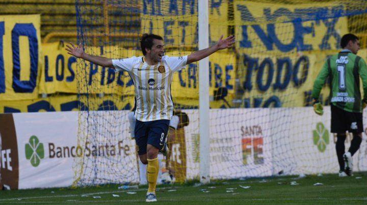 Ijiel Protti se llena la boca de gol tras marcar su tanto ante Alianza.