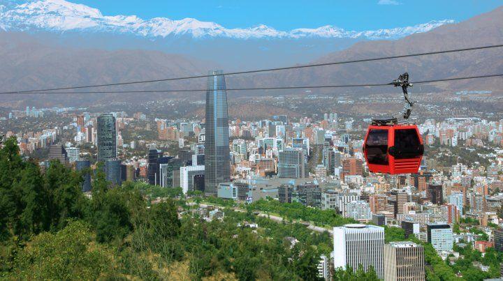 Una escapada de fin de semana revela todo el amor de Santiago de Chile