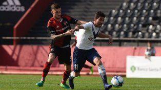 Newells y Sportivo Rivadavia empataron 1-1 y definirán la serie por penales