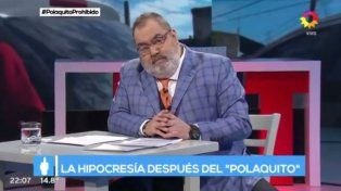 Lanata cargó contra Juan Grabois por el informe sobre el nene que entrevistó en Lanús