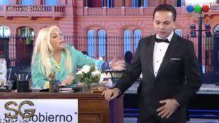 Cristian Castro le pidió casamiento a Susana y argumentó que tienen el mismo ritmo con las parejas