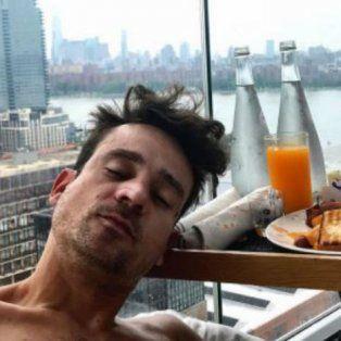 las postales de chano desmejorado en nueva york anticipando desayuno y fiesta