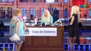 ¿Cómo fue el encuentro entre Gasalla y Fátima Florez en lo de Susana tras el escándalo?
