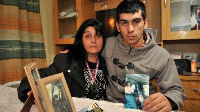 Farías prometió acercar al fiscal los datos que le aportó la viuda de Pablo Cejas