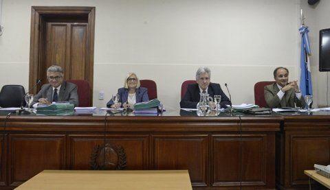 segunda parte. El juicio oral recomenzó ayer tras la feria judicial de julio.