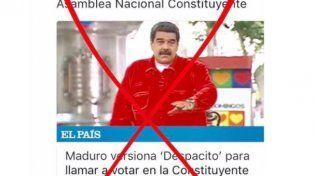 Luis Fonsi y Daddy Yankee contra Nicolás Maduro por el uso político de Despacito