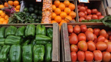 polémica. Un relevamiento provincial detectó la presencia de agroquímicos en el 30% de las verduras y frutas analizadas.