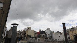 El SMN anuncia una mañana con probabilidad de lluvias en Rosario.