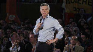 Macri dijo que la votación por el tema De Vido va a exponer quienes quieren que continúe la impunidad