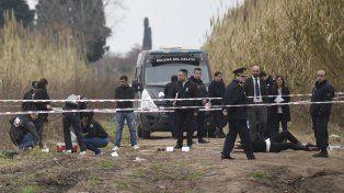 El cuerpo de la travesti fue identificado esta tarde por una amiga.
