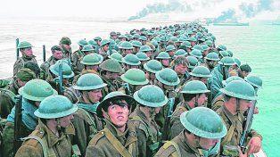 atrapados. Más de 300 mil soldados aliados fueron evacuados en Dunkerque tras ser rodeados por los alemanes.