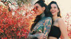 el album de fotos de juanita tinelli que se convirtio en modelo por su hermana cande