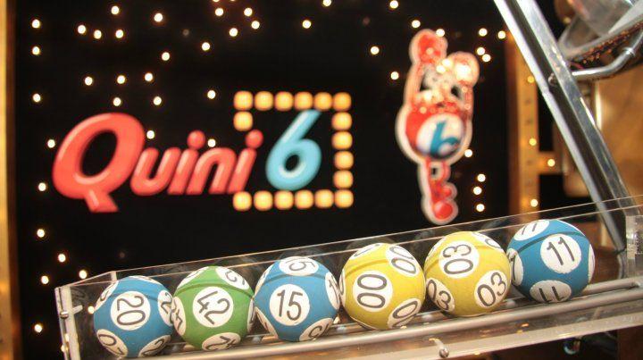 Un apostador rosarino se llevó 15 millones de pesos en el Quini 6