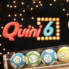 Un rosarino se alzó con 12 millones de pesos en el Quini 6 tradicional