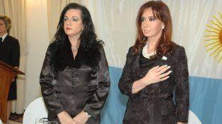 La ex funcionaria kirchnerista despegó a Cristina de la postura del bloque del FPV.