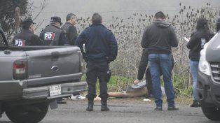 Identificaron al joven asesinado a balazos en una colectora de Circunvalación