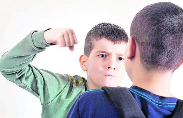 Esos chicos violentos