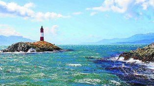 Un ícono de la ciudad. El Faro Les Eclaireurs es una torre de ladrillo