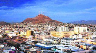 Panorámica. Chihuahua es el mayor entre los 31 estados que forman el país.