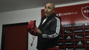 El entrenador de Newells Old Boys