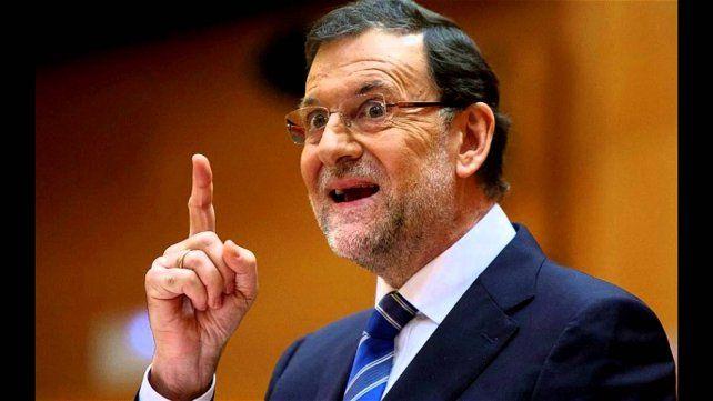 El presidente del gobierno español
