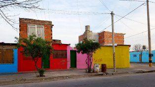 Barrio La Lata. El crimen de Ramírez ocurrió alrededor de las 21.30 del jueves en Corrientes al 3100.