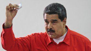 Maduro tuvo un percance con su documento y la máquina indicó: Esa persona no existe