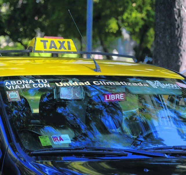 debate. Las licencias de taxis en discusión se habían otorgado por 10 años.