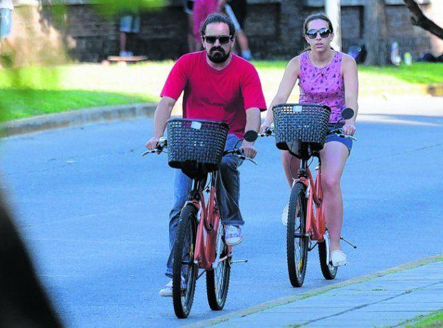 sobre ruedas. En 20 meses suscribieron a Mi Bici Tu Bici 21.581 usuarios.