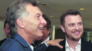 en equipo. López Molina reivindica las políticas de Macri.