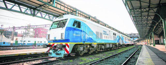 viajes en tren. Más de 40 mil turistas eligieron el ferrocarril para viajar por el país. Mar del Plata fue el destino más elegido por los viajeros.