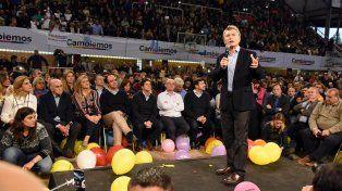 Macri aseveró que Santa Fe es la provincia que más inversión recibe.