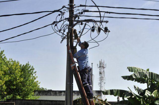 La EPE confirmó que se restableció el suministro de energía.