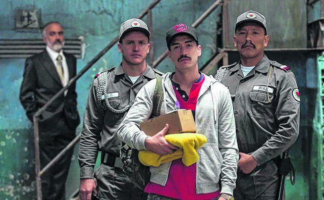 Medellín violento. Juan Pablo Urrego en la piel del siniestro JJ