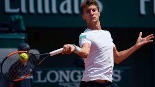 El rosarino Renzo Olivo venció a Zeballos y pasó a cuartos en el ATP de Kitzbühel