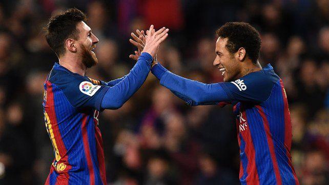 La dupla que marcó una época de oro en Barcelona