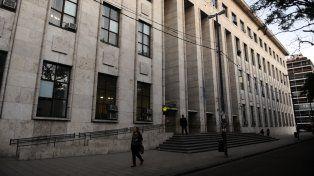 El edificio de los Tribunales provinciales.