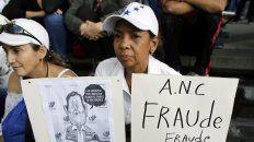 Fraude. El 72% descree de la Constituyente chavista del domingo.