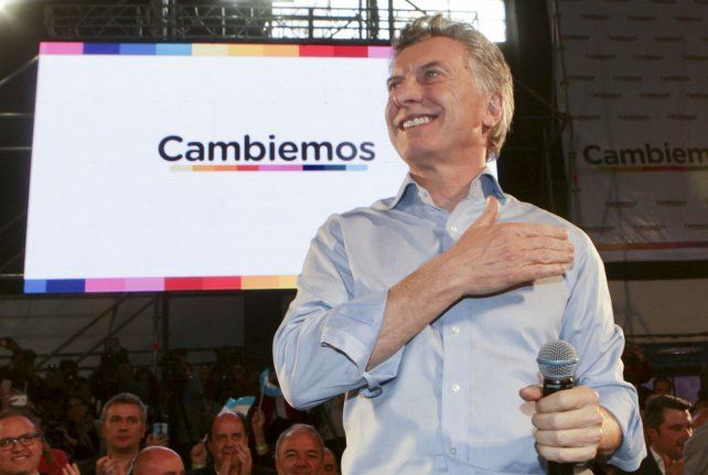 Para Macri es como están las cosas, es casi seguro que Cristina será senadora