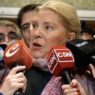 carrio dijo que el kirchnerismo deslegitima a gendarmeria para desvalorizar pericia de nisman