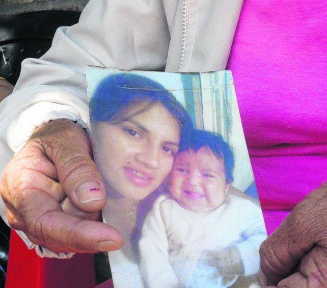 víctimas. Joana Galarza tenía 23 años y dos hijos pequeños.
