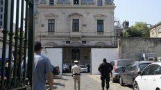 palacio judicial. La resolución del magistrado de primera instancia, Carlos Vera Barros, tiene fecha de ayer.