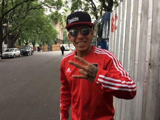 Brian Sarmiento va al living de Susana Giménez y a cambio trae ayuda para Newells