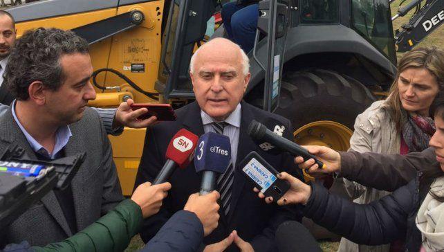 El gobernador Miguel Lifschitz lanzó las obras del Parque de la Cabecera.