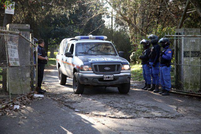 El cuerpo de la víctima fue encontrado en el interior de la reserva de Santa Catalina