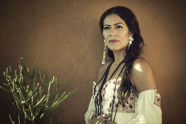 La cantante mexicana regresa a Rosario: Una ciudad que me trae muy buenos recuerdos
