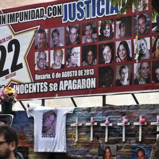 Los familiares de las víctimas de la tragedia de Salta 2141 siguen reclamando justicia para sus muertos.