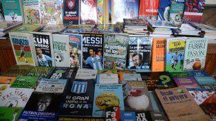 Ejemplares. La iniciativa comprende la entrega de 200 libros.