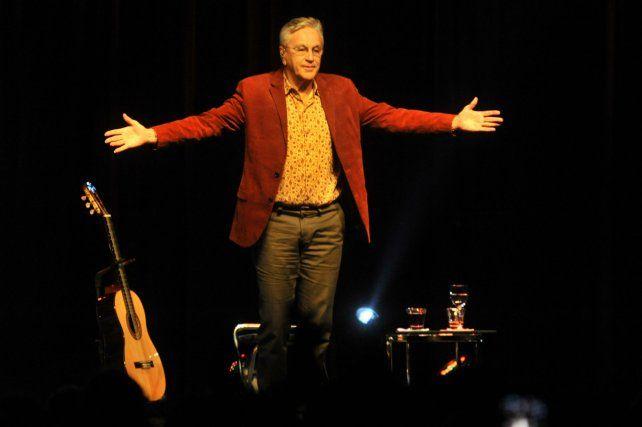 Caetano. El célebre músico brasileño cumple mañana 75 años.