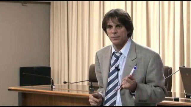 Especialista. Harfuch es vicepresidente de la Asociación Argentina de Juicios por Jurados.